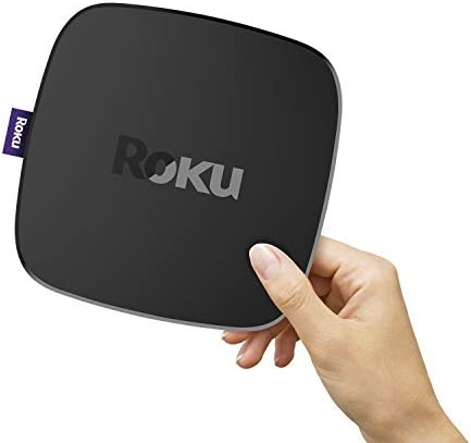Roku Ultra - HD and 4K UHD Streaming Media Player with HDR, Enhanced Remote with Voice Search