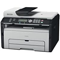 Ricoh SP 204SN Laser Multifunction Printer - Monochrome - Plain Paper Print - Desktop 407205