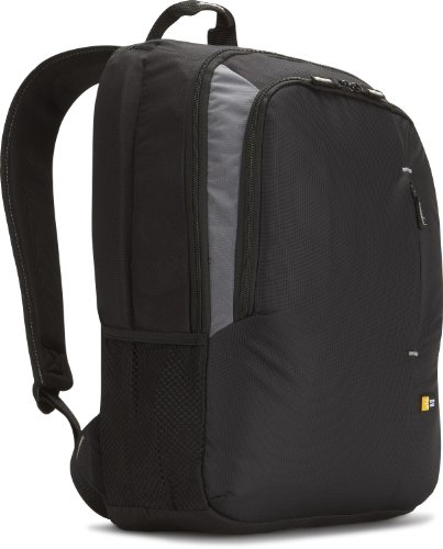 Case Logic VNB-217 17-Inch Laptop Backpack with Optical Mouse (Black)