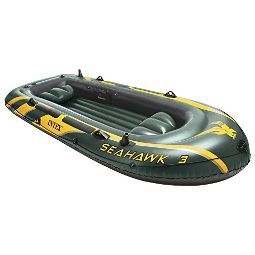 Intex Boot Seahawk 3, grün, 295 x 137 x 43 cm