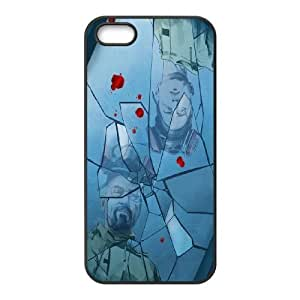 Steve-Brady Phone case TV Show Breaking Bad For Apple Iphone 5 5S Cases Pattern-7