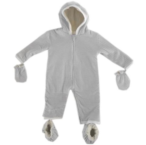 Amazon.com: Merino Kids Invierno Sherpa Play Traje Baby para ...