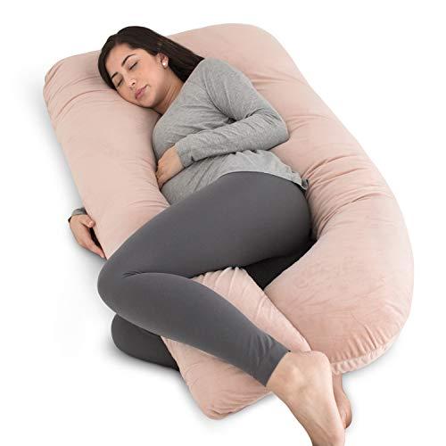 Pharmedoc Pregnancy Pillows - PharMeDoc Pregnancy Pillow, U-Shape Full Body