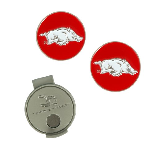 Collegiate Hat Clip Ball Markers product image