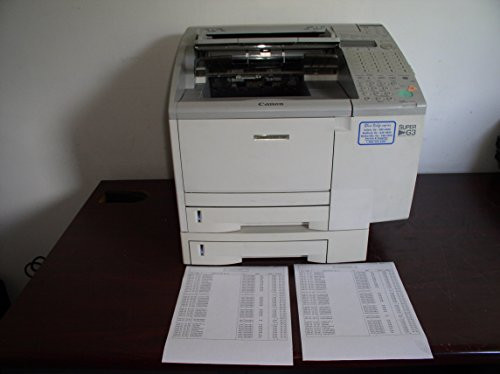 - Canon Laser Class 710 Super G3 Monochrome Laser Copier Fax Machine P.C. 75618