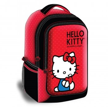 Image Unavailable. Image not available for. Color  Hello Kitty Backpack  Style Laptop ... b776eecc30157