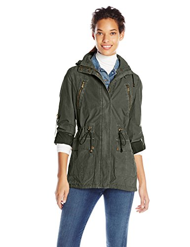 Levis Womens Lightweight Cotton Hooded