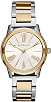 Michael Kors Hartman women's two-tone stainless steel watch MK3521