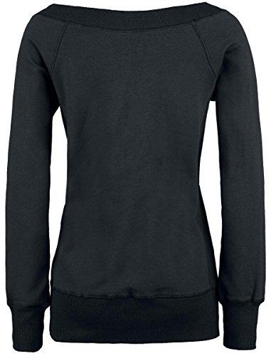 Forplay Sweater Sudadera mujer Negro Negro