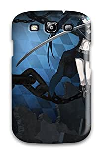 First-class ForFor Case Ipod Touch 5 Cover Dual Protection Cover Black Rock Shooter