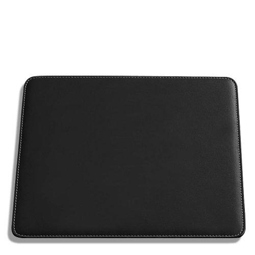 Levenger Morgan Mouse Pad - Black (AD6680 BK NM) (Top Full Grain Leather Sofa)
