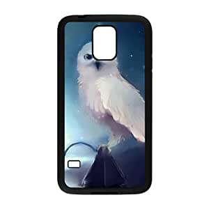 Harry potter white dove Cell Phone Case for Samsung Galaxy S5