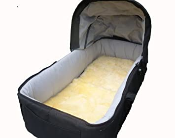 Amazon.com: Cordero bassinet/capazo maletero by Heitmann ...