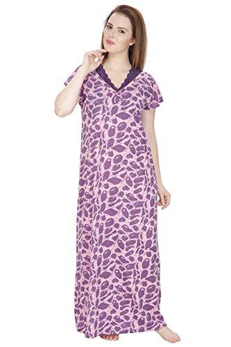 0575aa5ffe Secret Wish Women s Hosiery Nighty (Free Size)