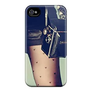 High-quality Durability Case For Iphone 4/4s(yasica Pentax Sexy Girl)