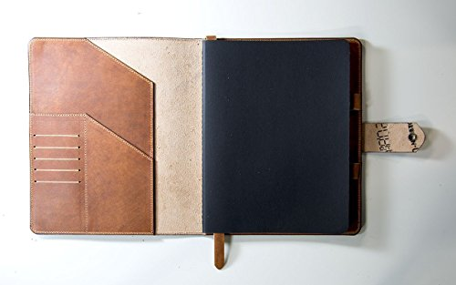 Horween Leather PadFolio by OleksynPrannyk
