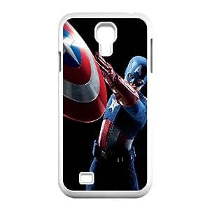 Captain America Movie Samsung Galaxy S4 90 Cell Phone Case White yyfabc_035471