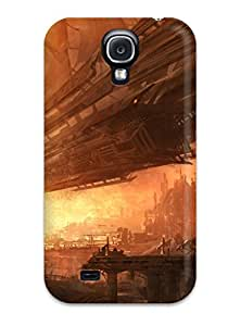 Nora K. Stoddard's Shop Shock-dirt Proof Spaceship Case Cover For Galaxy S4