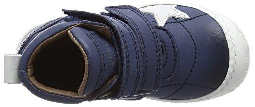 Niños Altas 40325118 Unisex 1 Bisgaard Zapatillas Blau Navy 600 xHgqIIpw6