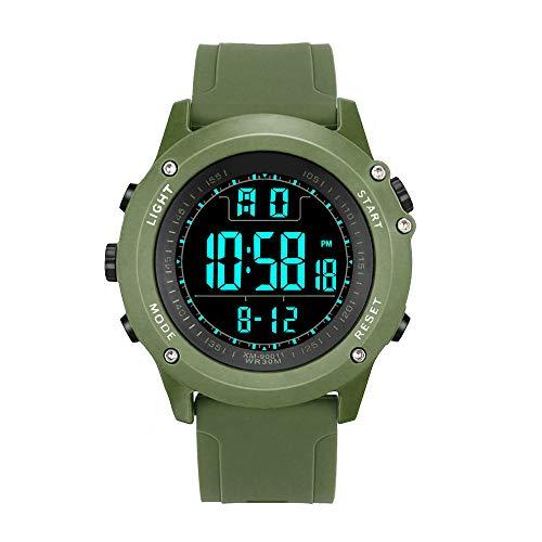 (Respctful Watchs Big Luxury Quartz Sport Stainless Steel Wrist Watch Men)