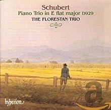 Schubert: Piano Trio in E Flat