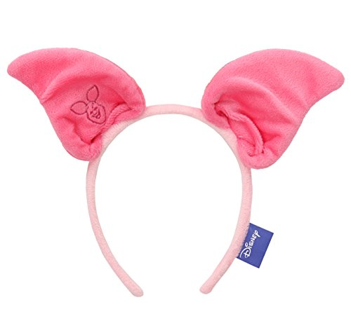 Elope Disney Winnie the Pooh Piglet Ears Costume Headband (Tigger Head)