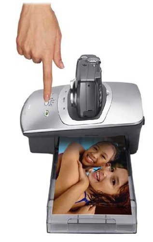 Kodak Easyshare Printer Dock 4000 for CX3000 and CX4000 Series Cameras (Kodak Printer Dock Camera With)