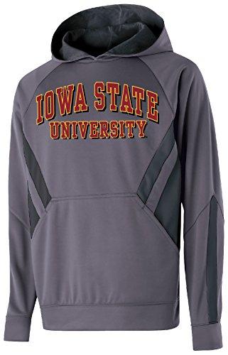 - NCAA Iowa State Cyclones Adult Men Argon Hoodie Large