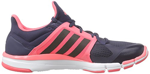 Grey Hallenschuhe Night Damen F13 Flash Red Grau 360 F15 Metalic Adipure adidas S15 Midnight 3 w0AIqq
