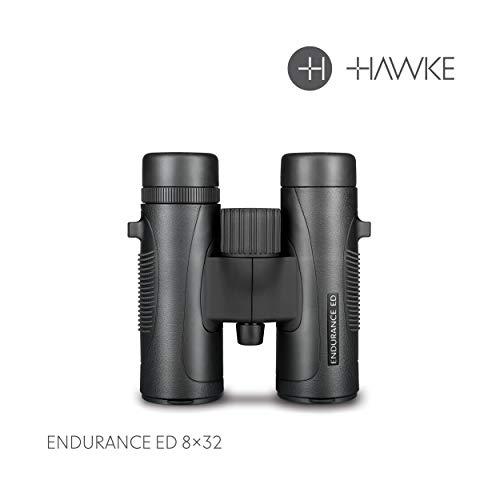 Hawke Endurance ED 8x32 Binocular - Black