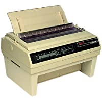 Oki Pace mark 3410 Dot Matrix Printer, 9-pin, 550 cps, 28 KB, Parallel, Serial, 120V (61800801)