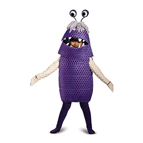 Halloween Costumes Boo From Monsters Inc (Disguise Monsters Inc. - Boo Deluxe Child Costume)
