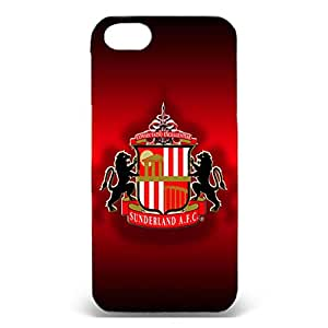 Great Design Series Sunderland AFC Phone Case 3D Phone Case Snap on Iphone 5/5s Arsenal FC Logo