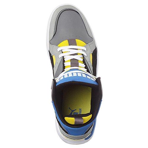 PUMA gelb Herren gelb Herren grau grau Sneaker Sneaker PUMA PUMA wvtztA
