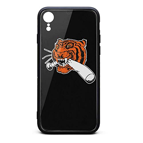 (Detroit_Funny_Tigers Baseball Mobile Phone Case Apple Fancy Shock-Absorption Anti Scratch for Iphonexr)