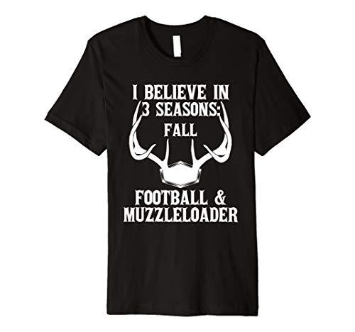 Fall Football Muzzleloader Deer Hunting Season Rifle Dad