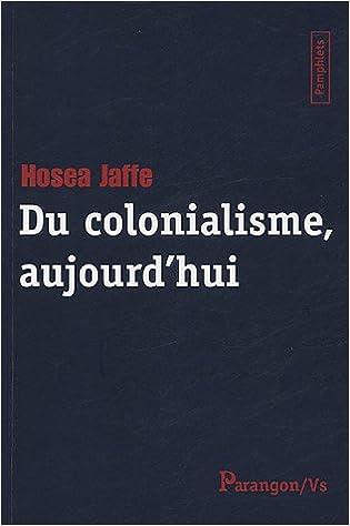 Livre gratuits Du colonialisme aujourd'hui pdf, epub ebook