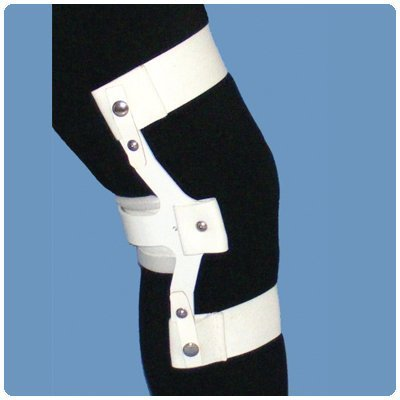 Swedish Style Knee Brace - Size: Small, Knee Circumference: 10''-12'' (25-30cm) by Rolyn Prest