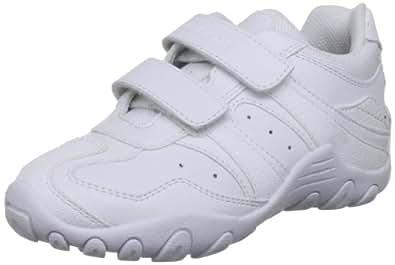Geox Junior Crush J7328M05043C9999 - Zapatillas, Niño, Blanco (White), 26