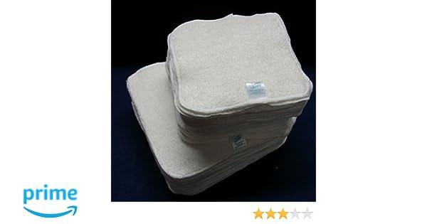 Cheeky Wipes - Toallitas reutilizables de tela de bambú para bebé, 25 unidades: Amazon.es: Bebé
