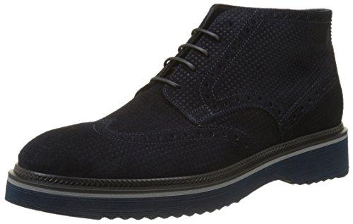 Harmont & Blaine Uomini E9052521 Derby Blu-calzature (navy)