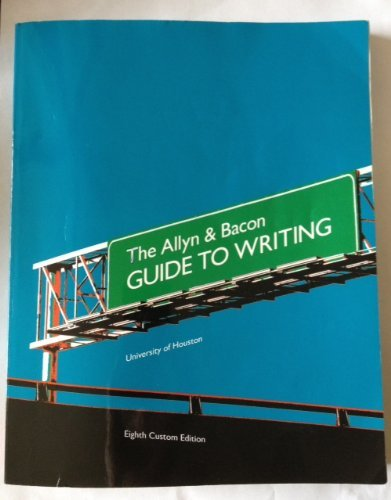 ALLYN+BACON GUIDE TO WRITING >