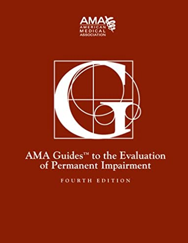 guides to the evaluation of permanent impairment ama 9780899705538 rh amazon ca ama guide permanent impairment 6th edition ama guides impairment sixth edition