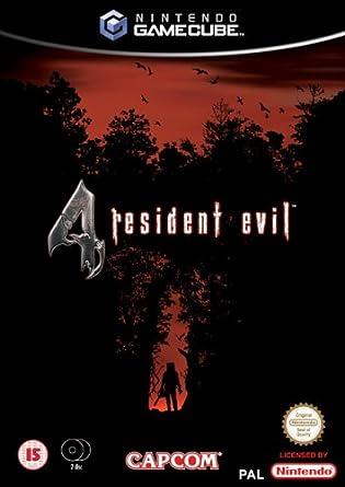 resident evil 4 gamecube controls
