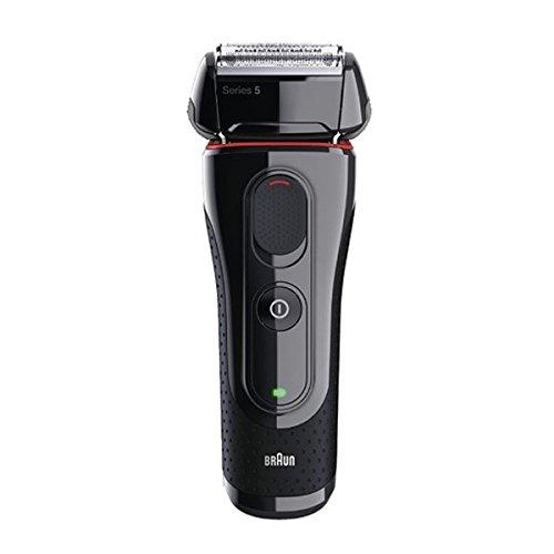 ブラウン BRAUN メンズ 3枚刃 シェーバー 髭剃り シリーズ5 5030S ブラック 家電 シェーバー脱毛器 ブラウン mirai1-503836-ah [並行輸入品] [簡素パッケージ品] B075WV5YNX