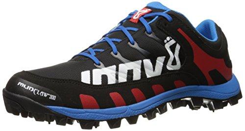 Inov-8 Men Mudclaw 300 CL Black/Blue/Red