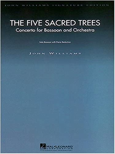 Read online The Five Sacred Trees: Concerto for Bassoon and