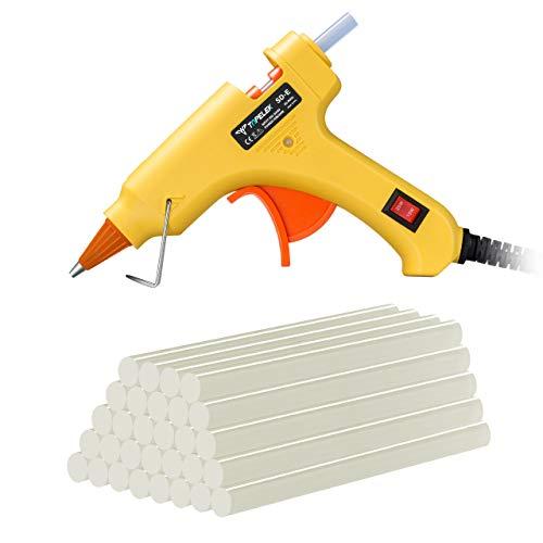Glue Guns Self-Conscious 4v Cordless Hot Melt Glue Gun Hawkforce Rechargeable Usb Fast Heating Craft Repair Home Diy Power Tools With 25pcs Glue Sticks Power Tools
