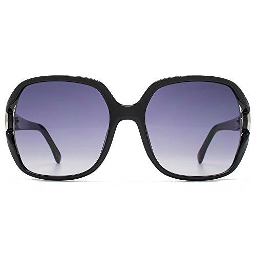 d6b30ca3ffdb2 Michael Kors Pippa Sunglasses in Black M2784S 001 56 - Import It All