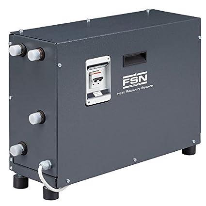 hrs 50 en – Calor rückgewinnungs Módulo con termostato Válvula en
